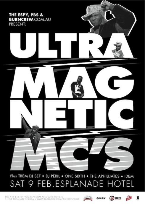 Ultras flyer